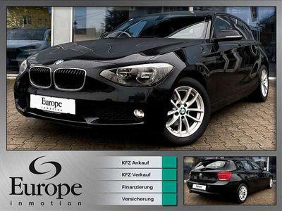 gebraucht BMW 116 d / Navi / Tempomat / Einparkhilfe hinten
