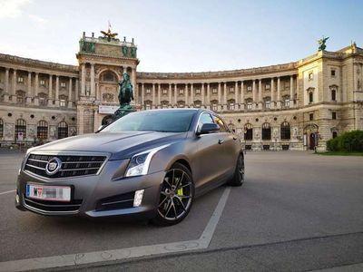 gebraucht Cadillac ATS 2.0 Turbo Premium AWD Limousine