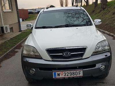 gebraucht Kia Sorento 2,5 CRDi Luxury SUV / Geländewagen