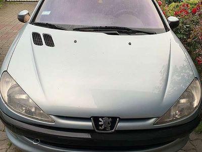 gebraucht Peugeot 206 1.4 Klein-/ Kompaktwagen