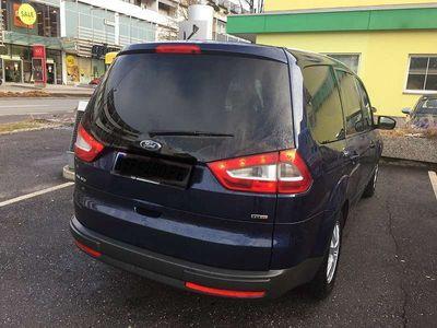 gebraucht Ford Galaxy 2,0 TD Kombi / Family Van,
