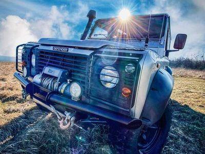 gebraucht Land Rover Defender 90 Td5 Off Road, ohne rost! Gute Zustand!