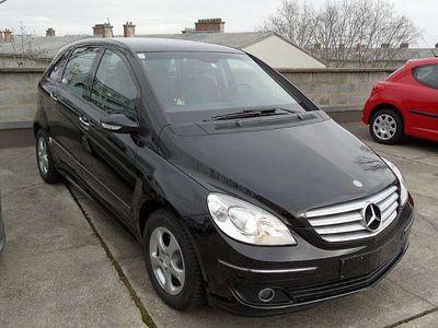 gebraucht Mercedes B170 A-Edition