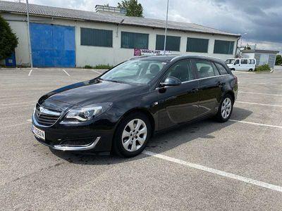 gebraucht Opel Insignia Sports Tourer 2,0 CDTI ecoflex Edition Kombi / Family Van