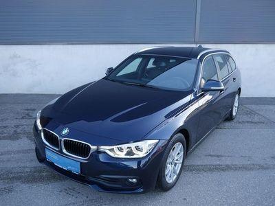 gebraucht BMW 320 d Touring EfficientDynamics Aut.