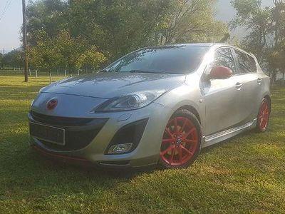 gebraucht Mazda 3 CD 185 GTA Sportwagen / Coupé