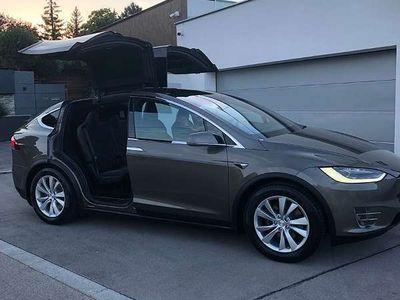 gebraucht Tesla Model X 90D (mit Batterie) SUV / Geländewagen