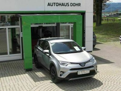 gebraucht Toyota RAV4 2,5 Hybrid Lounge 4WD Aut.