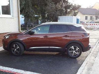 gebraucht Peugeot 3008 1,6 THP 165 S&S EAT6 GT Line SUV / Geländewagen SUV / Geländewagen