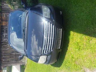 gebraucht Chrysler Voyager 2,8 SE CRD Austria Exkl. ATX 7-sitzig SE Austri