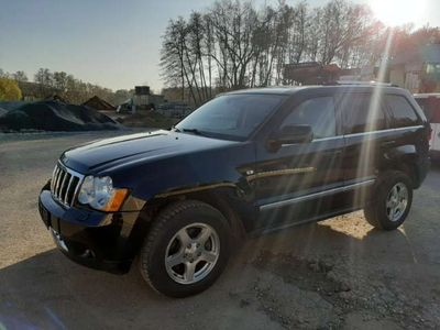 gebraucht Jeep Grand Cherokee 3.0 CRDi Limited SUV / Geländewagen