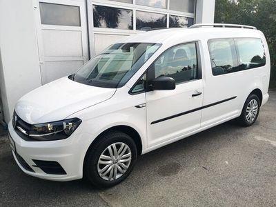 gebraucht VW Caddy Maxi Conceptline TSI