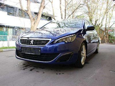 brugt Peugeot 308 SW 2,0 GT S&S Aut. 1 BESITZ Kombi / Family Van,