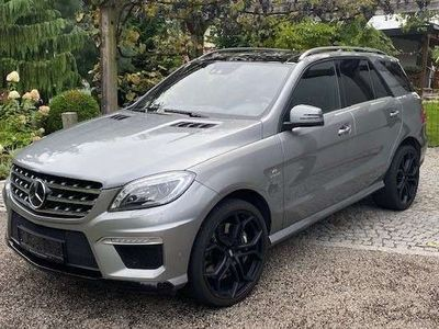 gebraucht Mercedes ML63 AMG M-KlasseAMG SUV / Geländewagen