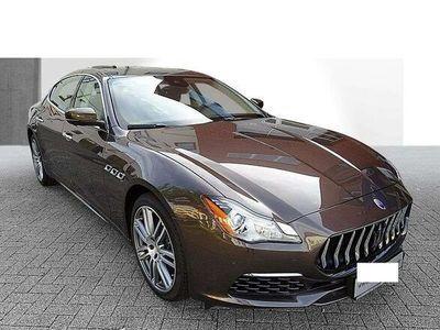 gebraucht Maserati Quattroporte Diesel GranLusso auch andere kurzfristig verfügbar! Limousine