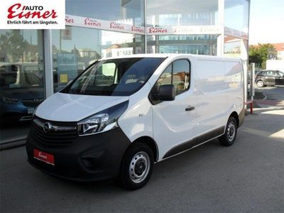 gebraucht Opel Vivaro KW Edition L1H1 Kastenwagen