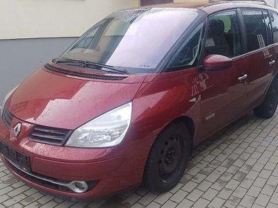 gebraucht Renault Espace 2,0 dCi Kombi / Family Van