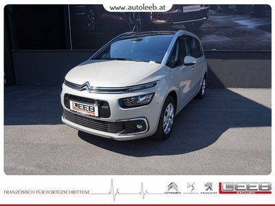 brugt Citroën Grand C4 Picasso BlueHDI 120 S&S 6-Gang Feel Edition