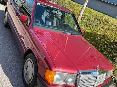 gebraucht Mercedes 190 Limousine