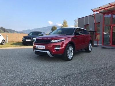 brugt Land Rover Range Rover evoque Dynamic 2,0 Si4 Aut.