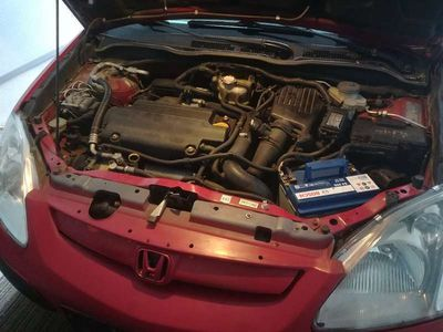 gebraucht Honda Civic 1,7 Ctdi Ls EU 9/1/1 Hadgeback Limousine