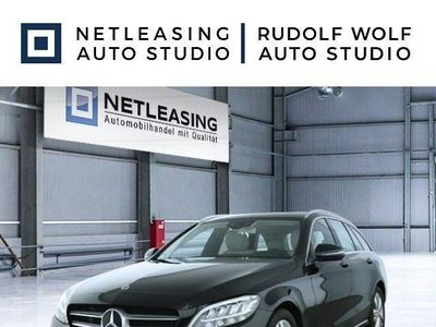 gebraucht Mercedes C200 T Avantgarde+DAB+LED High+Facel. 19+6dtemp