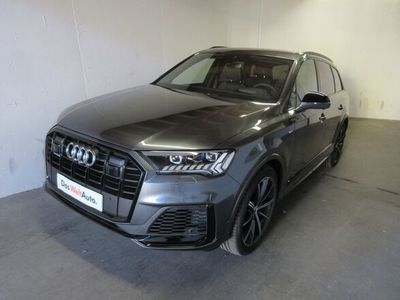 gebraucht Audi Q7 50 TDI quattro S line