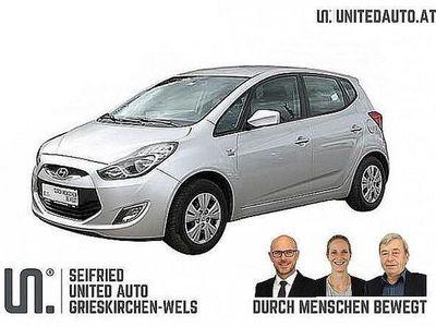 gebraucht Hyundai ix20 1,4 CVVT Europe * Sommer- u. Winterreifen auf Fel
