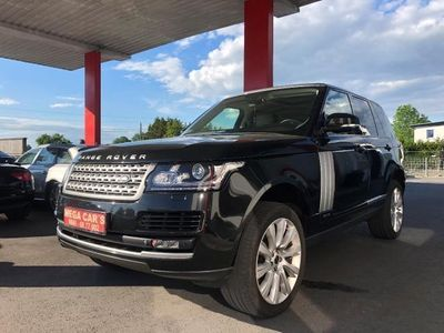 used Land Rover Range Rover 3,0 TDV6 Autobiography DPF