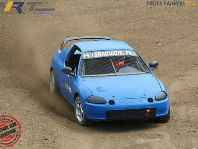gebraucht Honda CR-X CRX /Autocrosser Sportwagen / Coupé