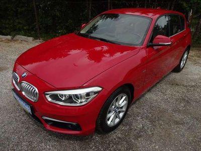 gebraucht BMW 120 1er-Reihe d xDrive Urban Line Aut. Limousine
