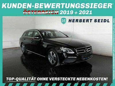 gebraucht Mercedes E220 T Austria Edition Avantgarde 4MATIC Aut. *NP ...