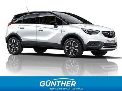 gebraucht Opel Crossland X 1,5 CDTI ECOTEC BlueInjection Edition St./St.