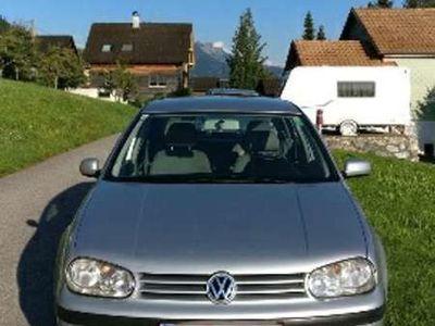 gebraucht VW Golf IV 1.4 Limousine,