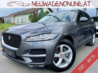 gebraucht Jaguar F-Pace 20d AWD Prestige Aut. Jungwagen - 46 %