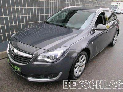 gebraucht Opel Insignia ST 1,6 CDTI ecoflex Cosmo Start/Stop System