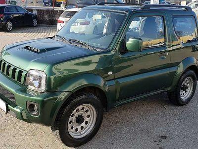 gebraucht Suzuki Jimny 1,3 VX 3DR L2V03ä SUV / Geländewagen,