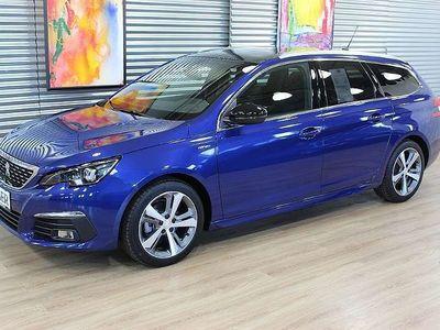 gebraucht Peugeot 308 SW GT-Line 1.5 BlueHDi 130 +Glasdach/Full-L... Kombi / Family Van,