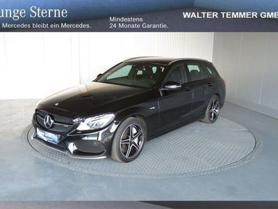 brugt Mercedes C43 AMG AMG 4MATIC T-Modell