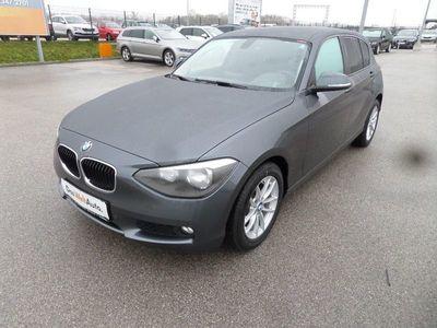 gebraucht BMW 120 d Österreich-Paket Aut.