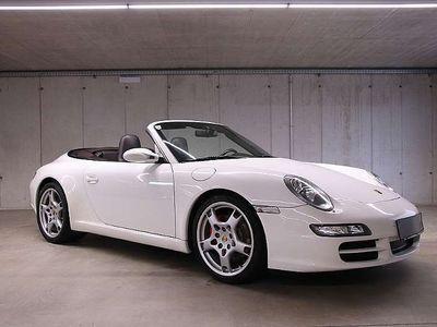 gebraucht Porsche 911 (997) S Cabrio *Handschalter*ServiceNEU*