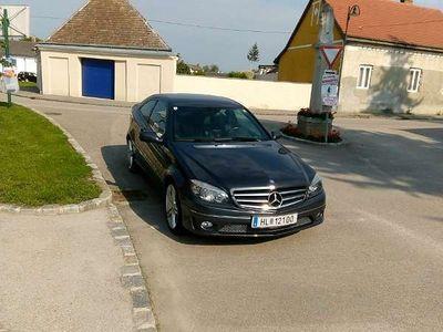 gebraucht Mercedes CLC200 CDI Sportwagen / Coupé,