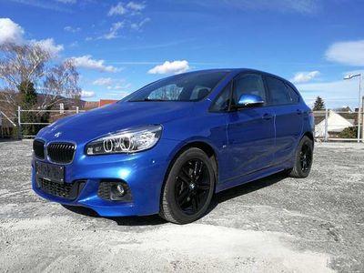 gebraucht BMW 216 Active Tourer 2er-Reihe Diesel M Sport Aut.
