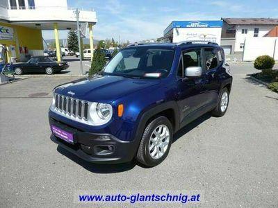 gebraucht Jeep Renegade Limited *Navigation*17'' Alu*