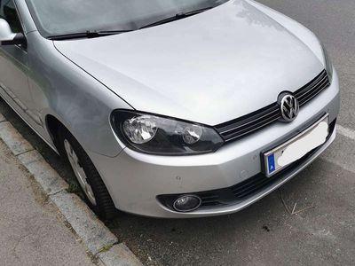 gebraucht VW Golf VI Variant CL Bluemotion Technology 1.6 TDI Kombi / Family Van