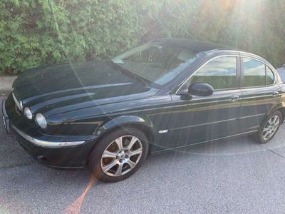 gebraucht Jaguar X-type 2,0 Executive