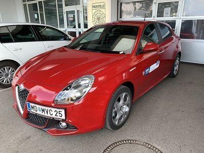 gebraucht Alfa Romeo Giulietta Super 1,6 JTDM-2 120 TCT Limousine,