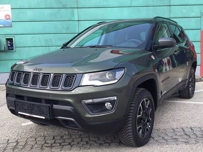 brugt Jeep Compass 2,0 MultiJet AWD 9AT 170 Trailhawk Aut. Trailhawk