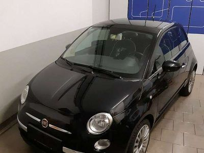 gebraucht Fiat 500 0,9 Twin Air Turbo Klein-/ Kompaktwagen