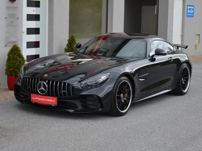 gebraucht Mercedes AMG GT -R, Keramic, Burmester, ACC, UVM, 1.Bes. Ö-Auto